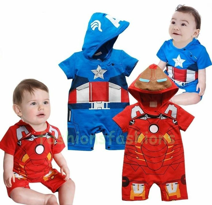 Romper Outfit Hero Costumes And Toddler Boys On Pinterest
