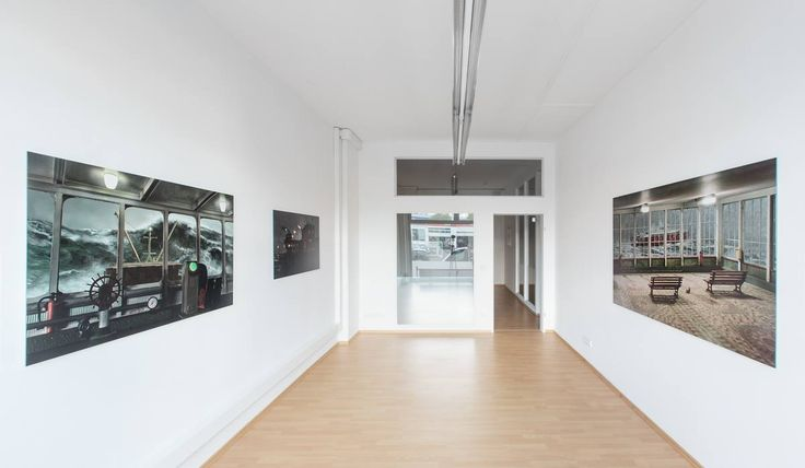 Intersection – exhibition view_02 Photo works by Claus Feldmann