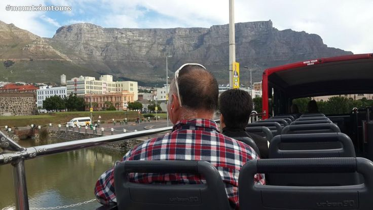 CapeTown is one of the world's most beautiful cities.