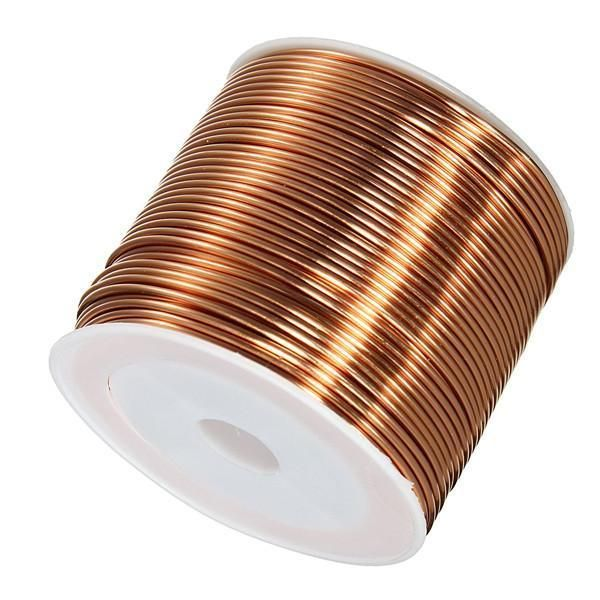 1.0mm×25m Copper Magnet Wire Welding Cable Enameled Wire  | eBay