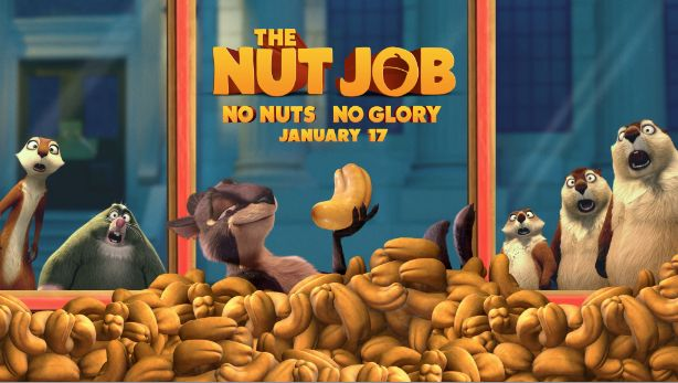 #TheNutJob Movie Swag #Giveaway – Win The Nut Job Kids Movie Fun Pack – 2 Winners Ends 1/26
