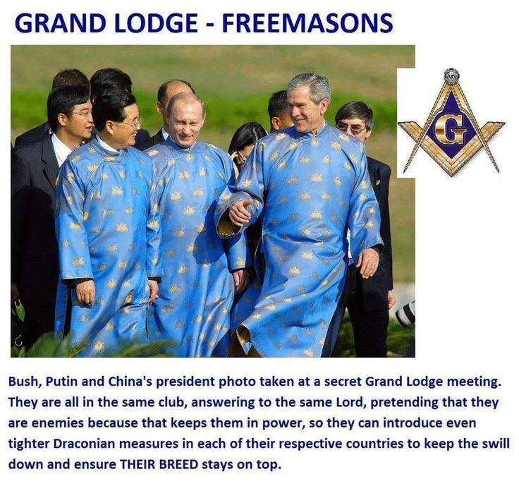 Grand Lodge Free Masons...followers of Lucifer????