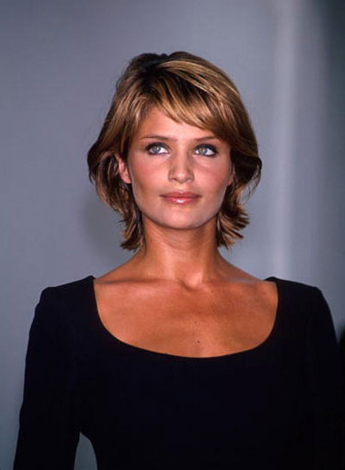 Short Shag Hairstyles Of Hollywood S Celebrities Joe Hair Styler Design 400x544 Pixel