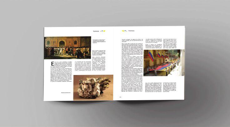 Diagramación y Diseño Revista