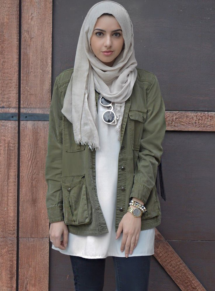 ANORAK. | #hijabfashion #modestfashion #anorakjacket #utilityjacket #springstyle #summerstyle #ootd #summeralbarcha #hijab #anorak #modest #outfit