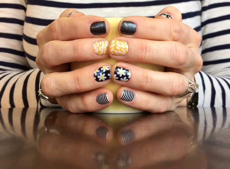115 best Personal- Jamberry mixed manis images on Pinterest ...