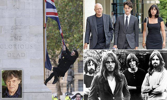 ICYMI: Adopted son of Pink Floyd's David Gilmour left out of will
