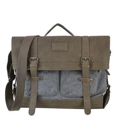 Love this Wool Petra Messenger Bag on #zulily! #zulilyfinds