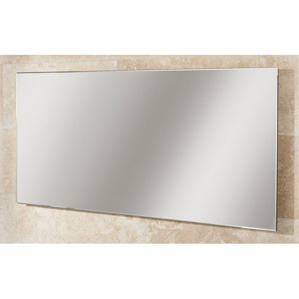 HiB Willow Large Bathroom Mirror