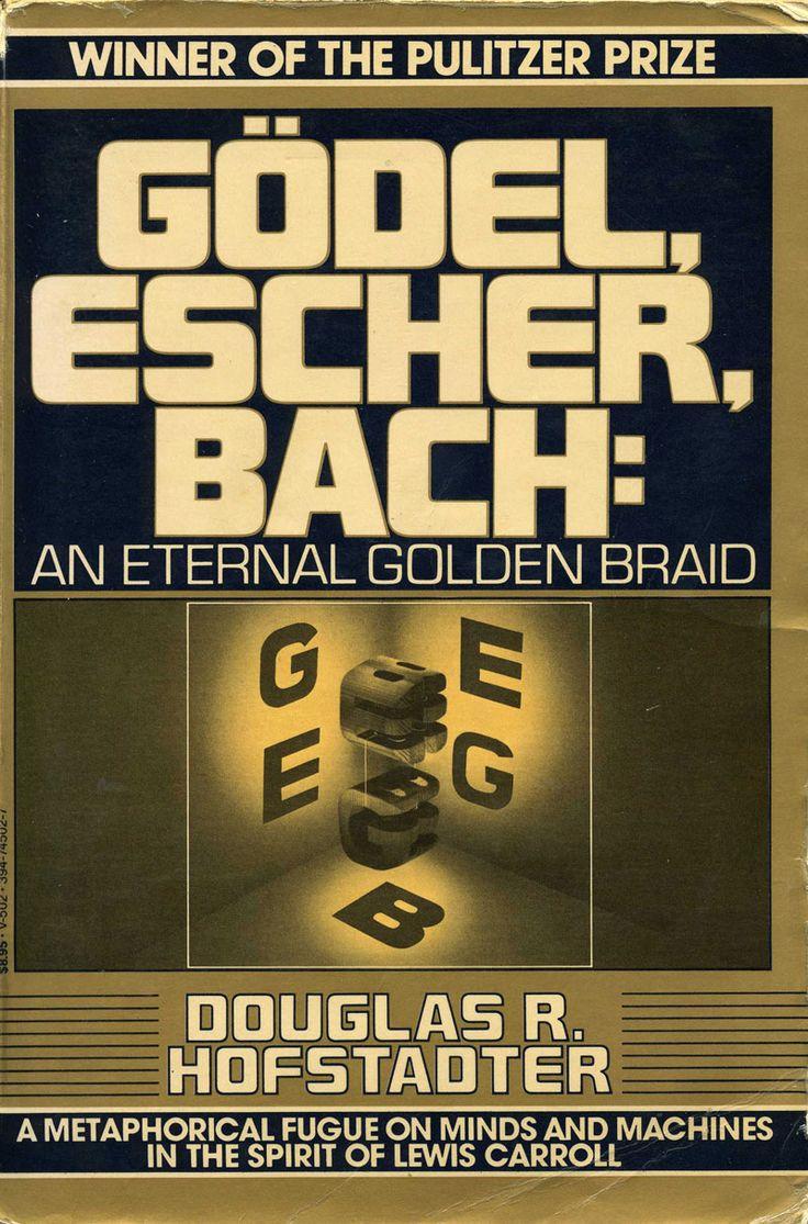 Gödel, Escher, Bach // D. Hofstadter