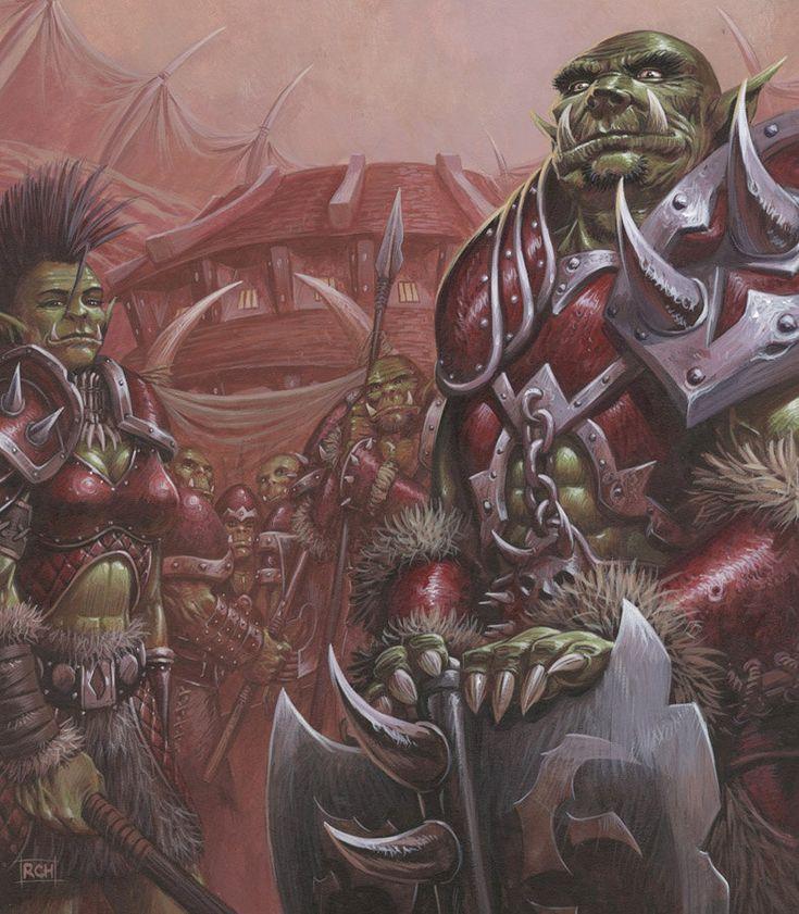 warcraft orc horde - photo #20