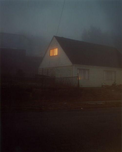 Todd Hido Homes at Night