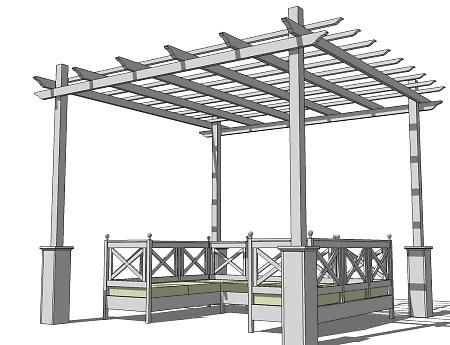 Pergola Plan Woodworking Projects Plans