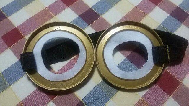 Occhiali x minion