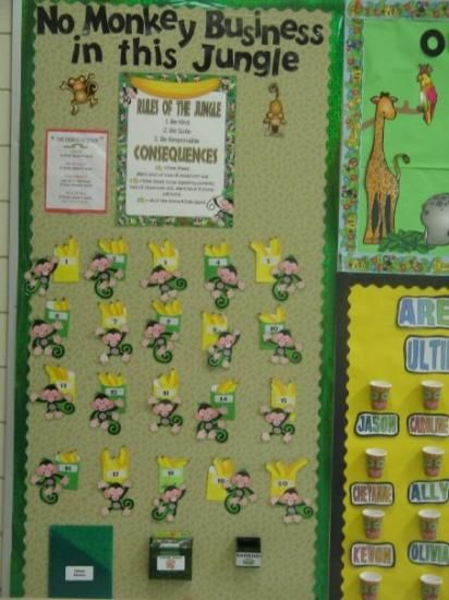 253 best For my classroom images on Pinterest Beautiful, Children - new jungle powerpoint template
