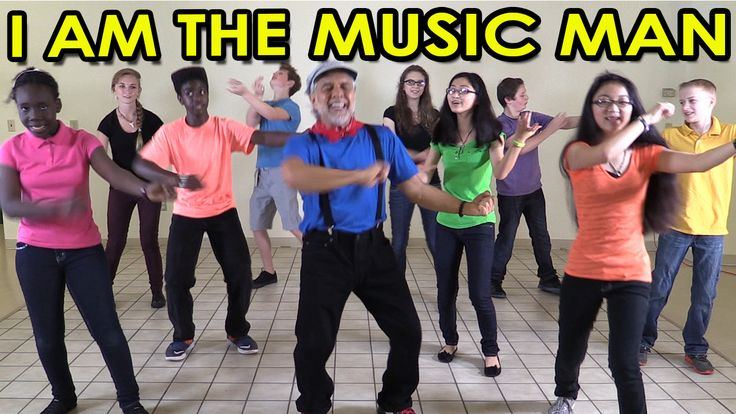"FREE VIDEO: ""I am the Music Man"". Your children will learn the moves to this popular dance song that is sweeping the world. This fun dance song makes a great brain breaks activity anytime you want your children to get up, move, release stress, refresh, recharge and regenerate. It also perfect for group activities, indoor recess and physical education. And it's a HIT performed by children for school assemblies and family performances! This song is ideal for preschool, kindergarten and…"