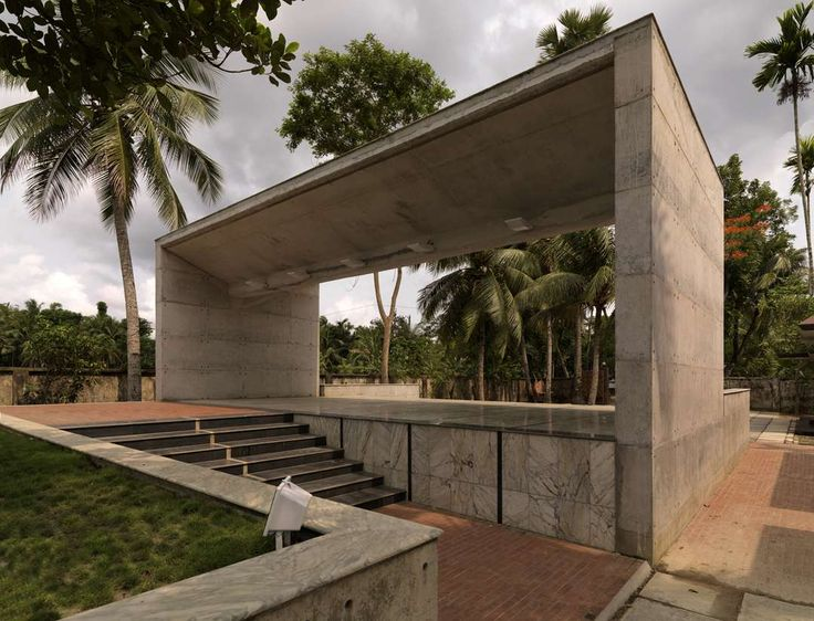 SA Family Graveyard by SHATOTTO Architecture for Green Living in Noakhali, Bangladesh