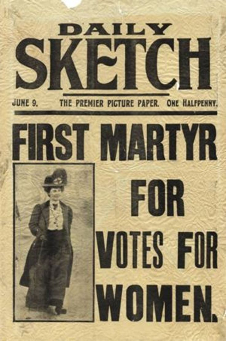 It's 104 years to the day since Emily Davison died for women's right to vote