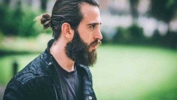 Long Hairstyling Ideas For Men