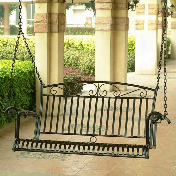 Overstock Com Online Shopping Bedding Furniture Electronics Jewelry Clothing More In 2020 Porch Swing Porch Swing Frame Front Porch Swing