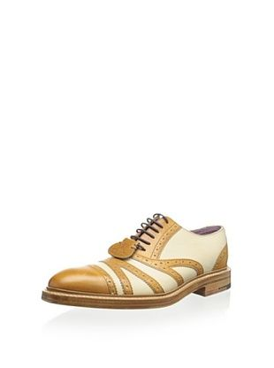 66% OFF Vivienne Westwood Men's Star Oxford (Beige/Cedar)