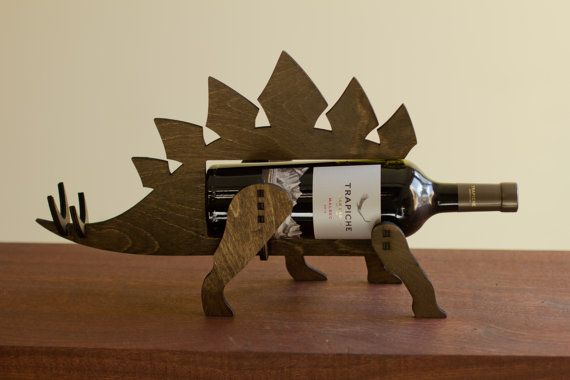 Hey, I found this really awesome Etsy listing at https://www.etsy.com/listing/152244401/wine-o-saur-wooden-dinosaur-wine-rack