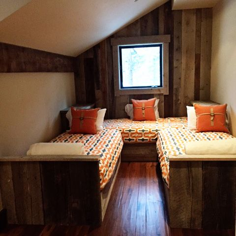 Best Genevieve Modern Tailored Bunk Bed Hugger Comforter In 400 x 300
