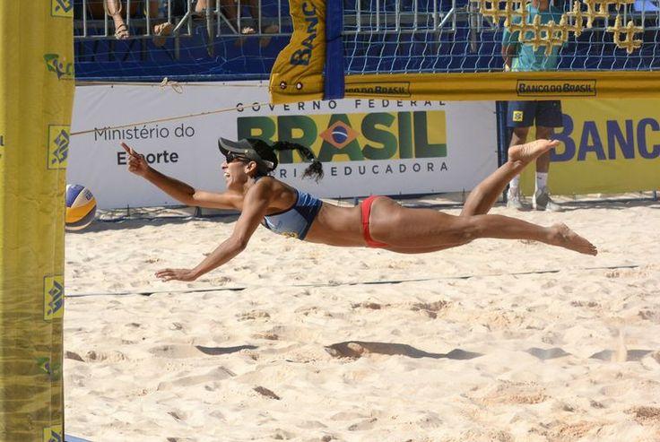 Jornal do Brasil - Fotos e Vídeos - Brasília recebe neste fim de semana a 25ª etapa do CBV