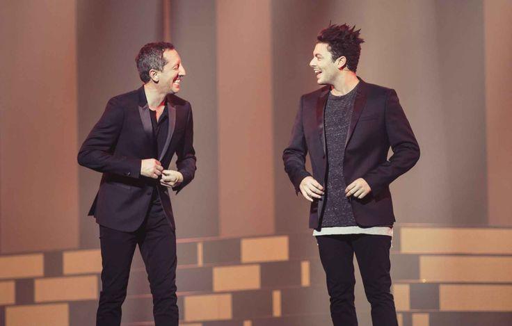 Kev Adams et Gad Elmaleh réunis dans le spectacle «Tout est possible»
