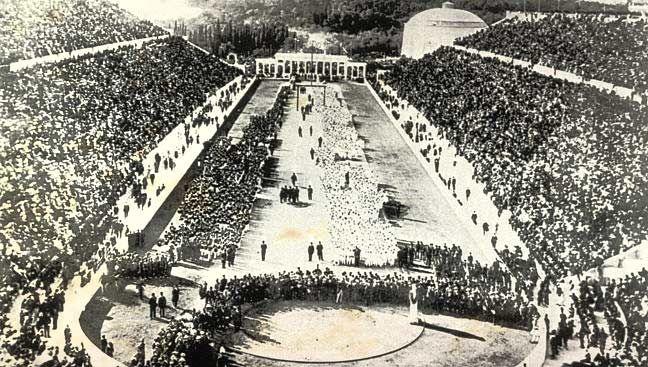 Série Olimpíadas – Atenas 1896