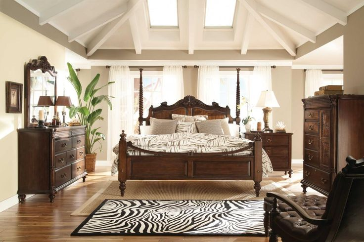 744 best jungle luxe images on pinterest british west for British bedroom ideas