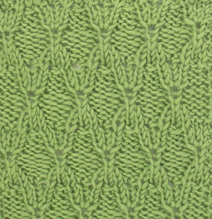 Moorish Lattice is an impressive pattern that looks much harder than it is.  You'll find it in the Textured Stitches category.
