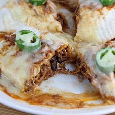 Pork Burritos Recipe