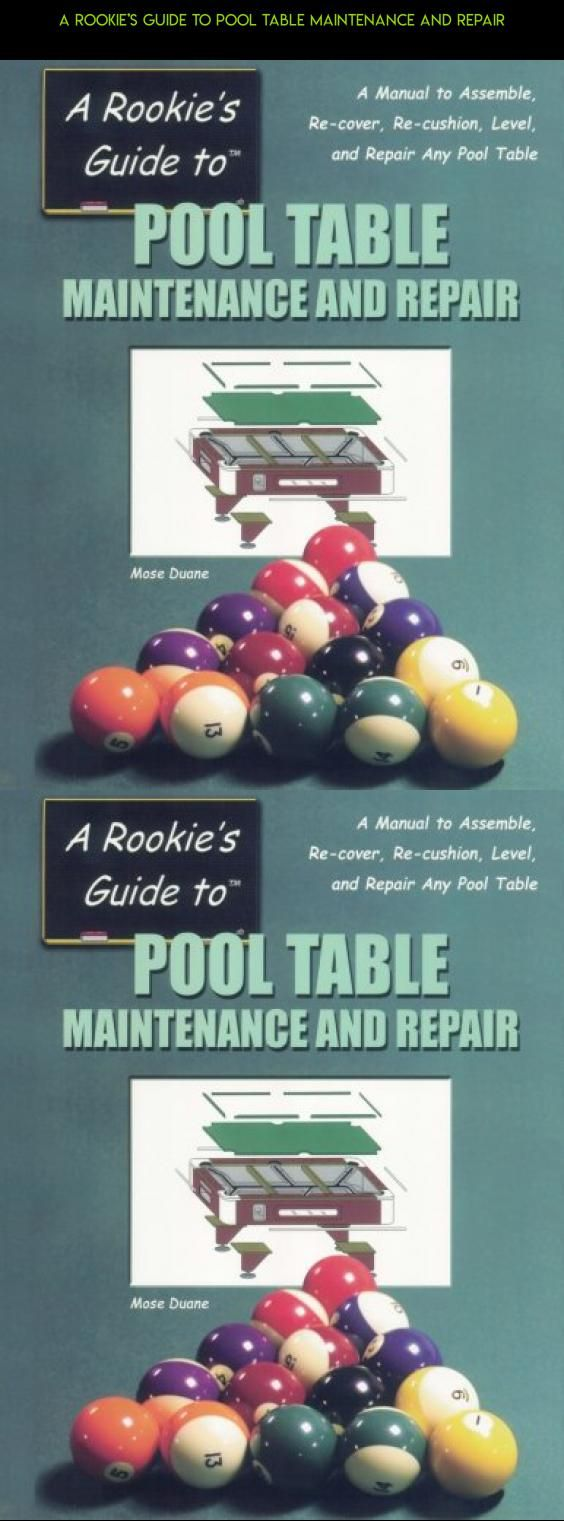 Pool table legs accessories for sale - A Rookie S Guide To Pool Table Maintenance And Repair Drone Pools Tech