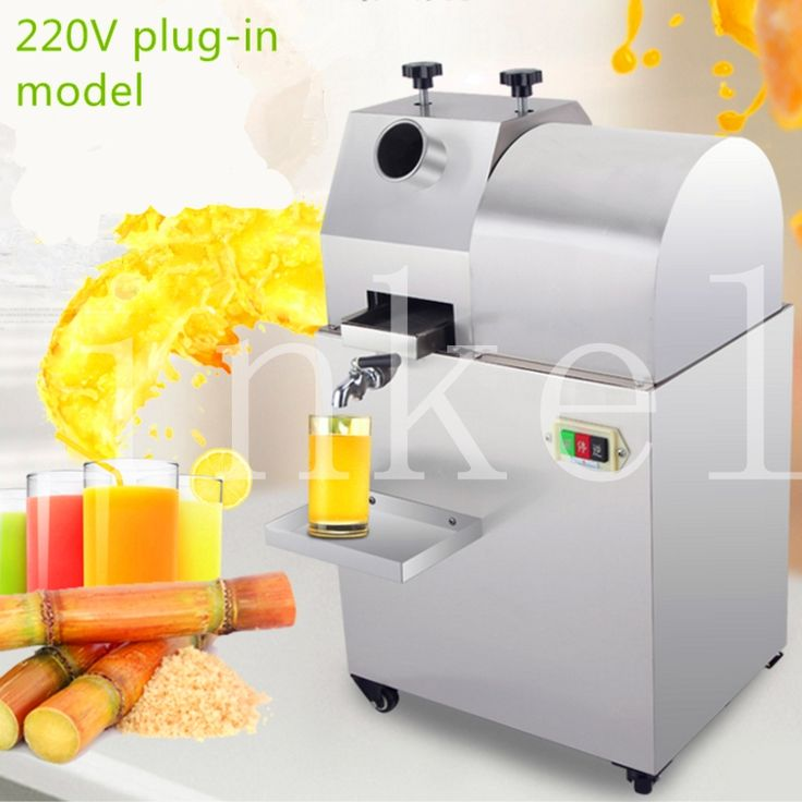 1109.20$  Buy now - http://alif1l.shopchina.info/go.php?t=32804130126 - free shipping verticle 220V electric Sugar cane juicer machine sugarcane juice extractor machine sugar cane press machine 1109.20$ #aliexpressideas