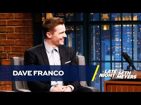 Dave Franco's Wife Alison Brie Was Totally Cool with His On-Set Threesome - YouTube