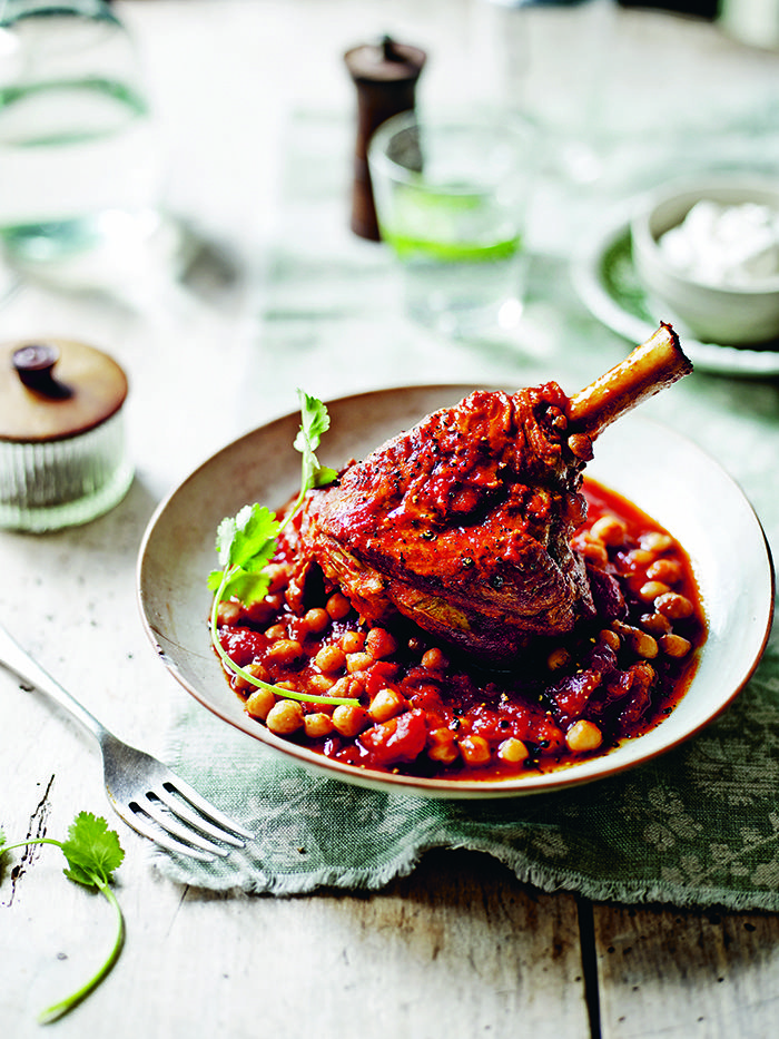 I Quit Sugar - Slow-Roast Lamb Shank recipe by Madeline Shaw