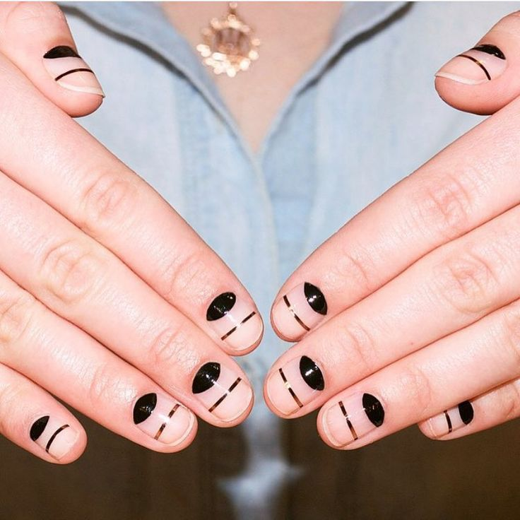 Manicurist represented by The Wall Group NYC / @thewallgroup