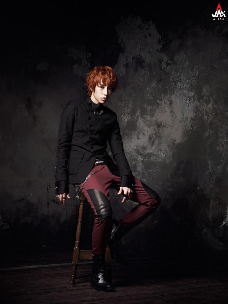 Yunyoung (윤영) of A-Jax