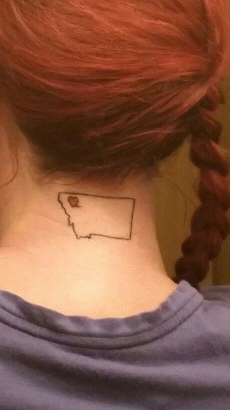 NW Montana Tattoo
