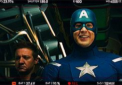 I have a bad feeling about this. — Avengers Bloopers