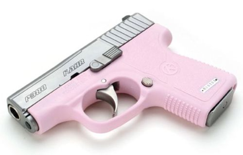 this would be the perfect size for you to conceal & carry...and its pink: Girls Guns, Pink Lady, Anniversaries Gifts, Pink Hands Guns, Random, Pink Girly Guns, Kahr P380, Bangs Bangs, Pink Guns