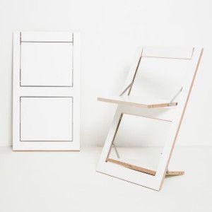 """Ambivalenz Folding Chair """"Fläpps"""""""