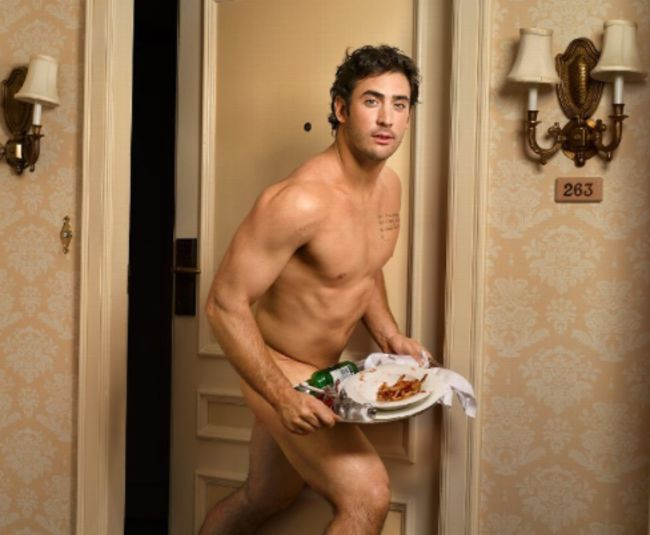 ESPN Body Issue 2013: Photos of Featured Athletes Revealed   Matt Harvey, New York Mets (MLB)