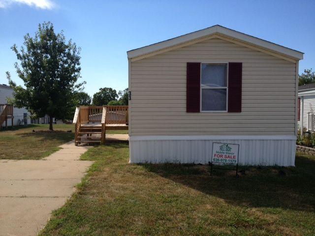 Oakwood Mobile Home For Sale in O Fallon MO, 63366