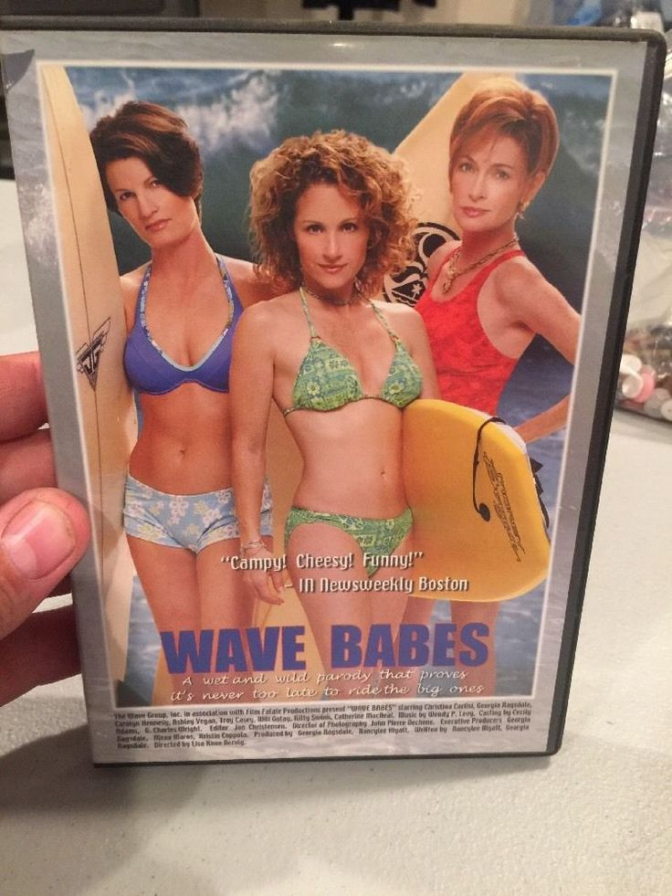 Wave Babes DVD Andy Ingalls, Will Gotay, Marsha Clark, Troy Casey, Gay Interest