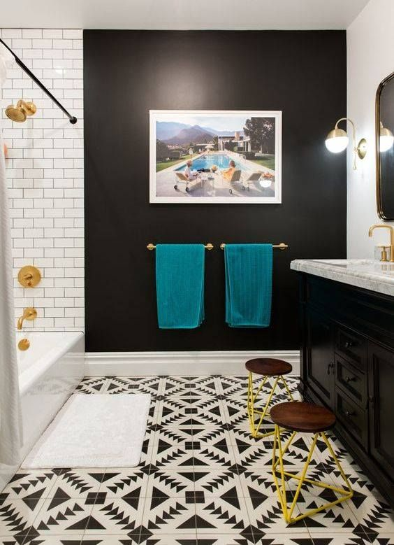 25 best ideas about teal yellow on pinterest teal for Black and teal bathroom ideas