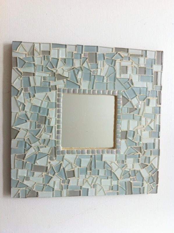 1000  images about mosaic square frames/mirrors on pinterest ...