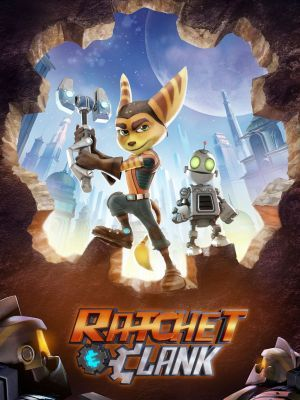 Artist : James Arnold Taylor, David Kaye, Jim Ward, Bella Thorne, Sylvester Stallone As : Ratchet, Clank, Qwark, Cora, Victor Von Ion Title : Ratchet And Clank Full Movie Release date : 2016-04-29 Movie Code : 2865120 Duration : 122 Category : Animation, Action, Adventure, Comedy, Sci-Fi