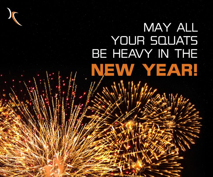 May you stay active and make every squat in this #NewYear a good one! ✨ #KSC